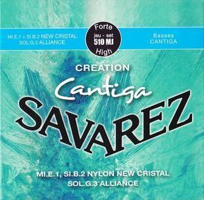 【SAVAREZ CREATION Cantiga High Set】 0年 / フランス / 新品 / 販売中 /  1,740円 / ケース有