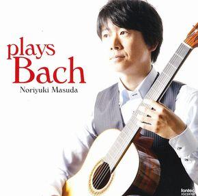 【益田展行デビューCD  「Plays Bach」】 0年 /  / 新品 / 販売中 /  2,592円 / ケース有