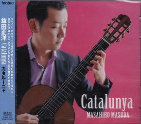 【益田正洋CD カタルーニャ】 0年 / 日本 / 新品 / 販売中 /  2,592円 / ケース有
