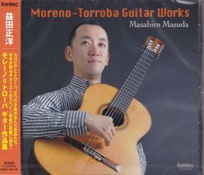【益田正洋CD モレーノ=トローバ ギター作品集】 0年 / 日本 / 新品 / 販売中 /  2,592円 / ケース有