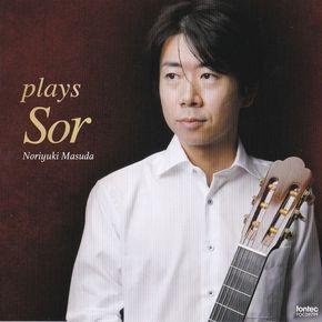 【益田展行 2ndCD  「Plays Sor」】 2018年 / 日本 / 新品 / 販売中 /  2,640円 / ケース有