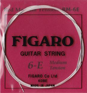 【国産手工弦 「FIGARO」 RED】 0年 / 日本(兵庫県) / 新品 / 販売中 /  1,080円 / ケース無