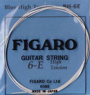【国産手工弦 「FIGARO」 BLUE】 0年 / 日本(兵庫県) / 新品 / 販売中 /  1,100円 / ケース無