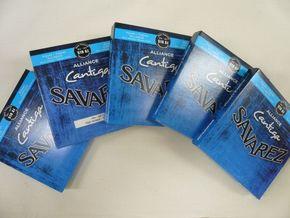 【サバレス ALLIANCE Cantiga弦 ハード・セット】 0年 / フランス / 新品 / 販売中 /  1,920円 / ケース無